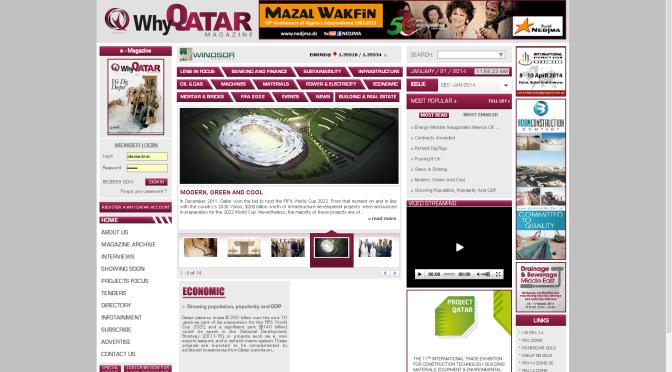 why qatar